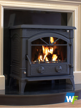 Clearance | Claddagh 16kw Multi Fuel Boiler Stove