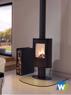 Zurich Room Heater - Freestanding