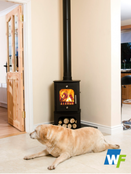Boru | Fiachra: 6kW Freestanding Room Heater