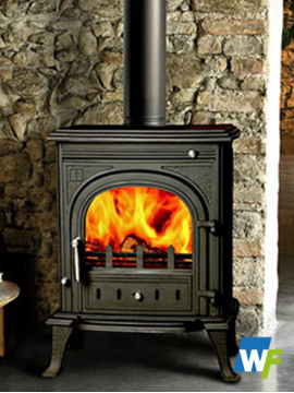 Hamco | The Ree, Dry Stove